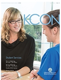 Fall 2013 Magazine cover